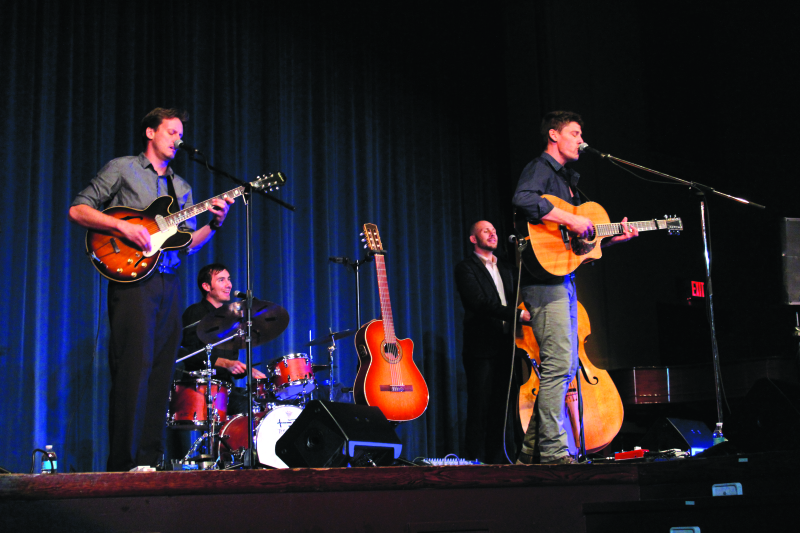 Hackbarth Trio delivers stirring performance