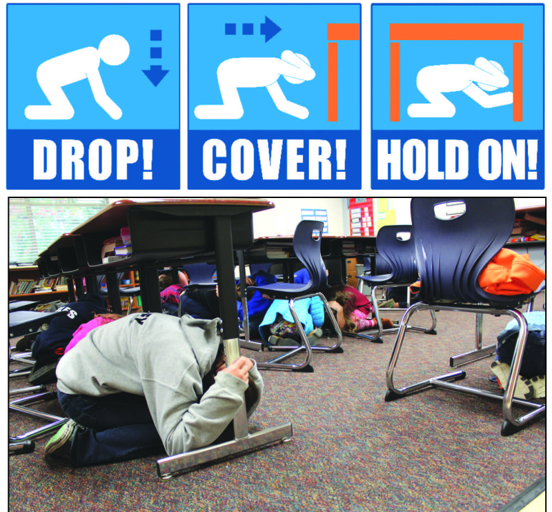 The Great ShakeOut is coming October 17