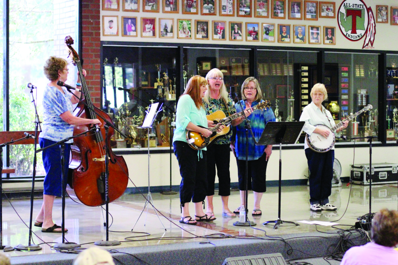 Bluegrass festival held in Toledo