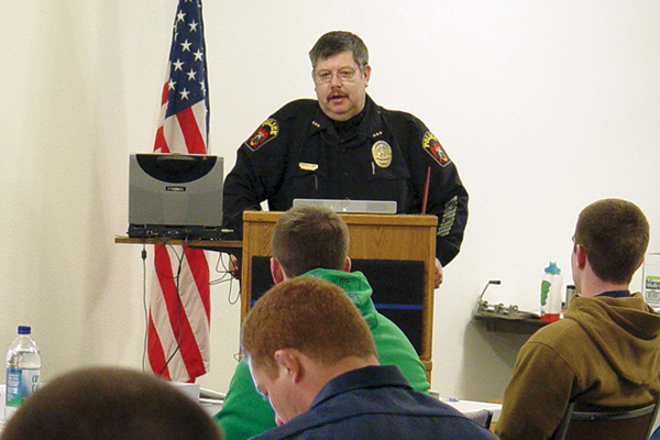 Williams to step down as chief in Winlock