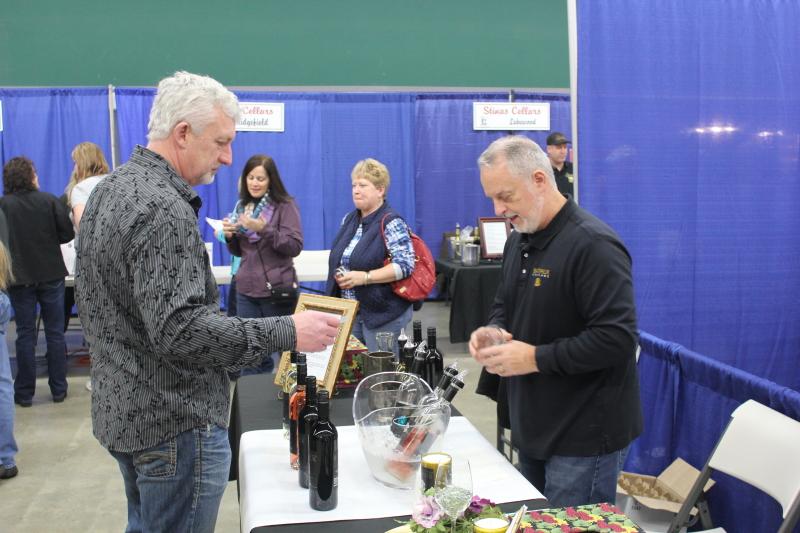 Elma's 9th Annual Winter Wine Festival pulls in the crowd