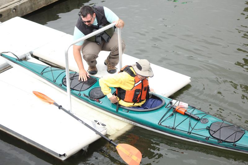 Kayak Day in Raymond