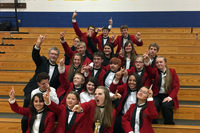 Winlock earns top honors at Massed Band Festival