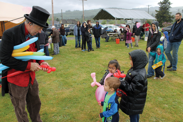 Vader ready for 63rd annual May Day festival this Saturday