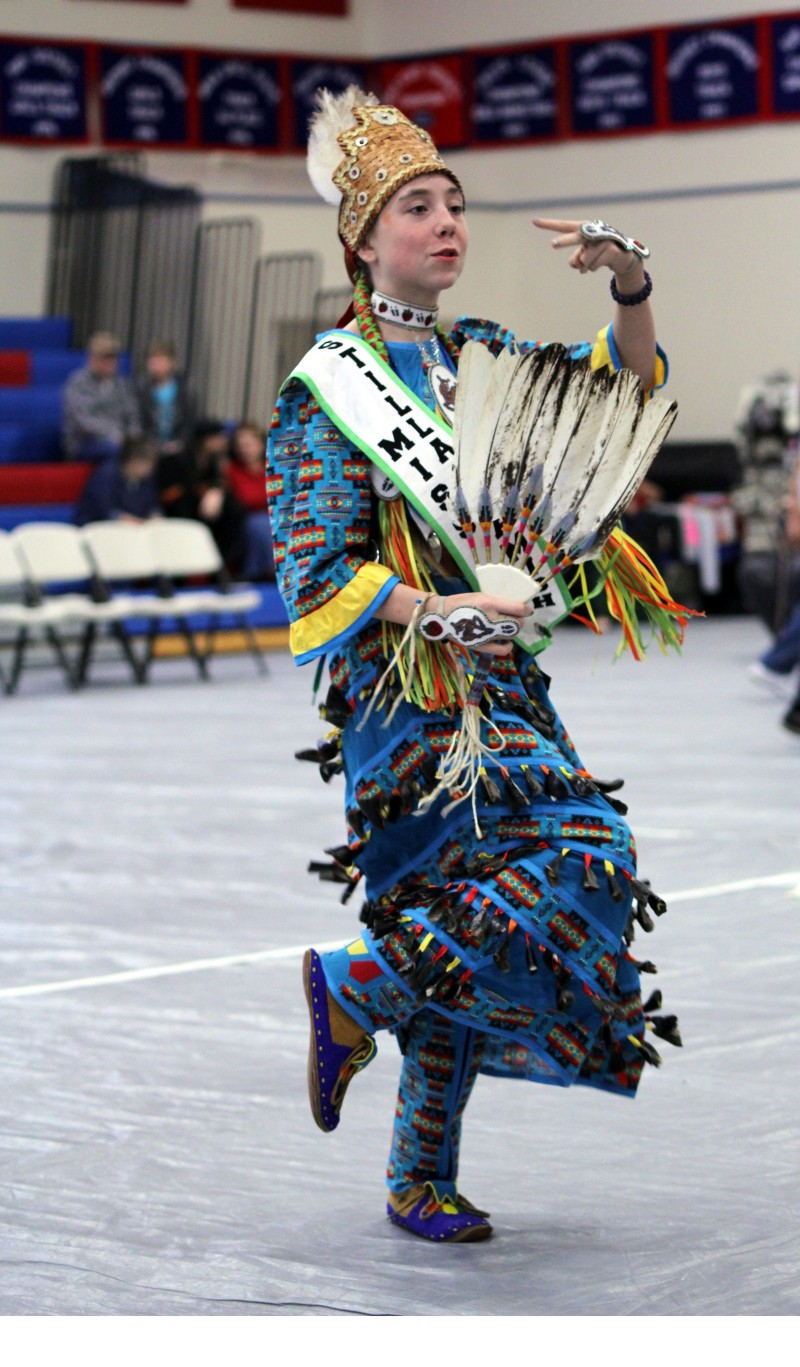 Powwow at Willapa Valley HS