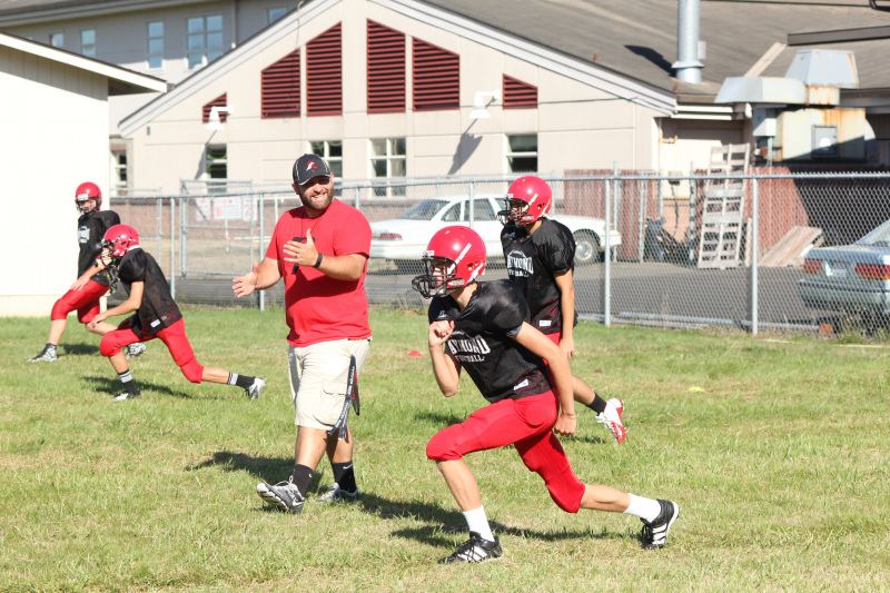 Gridiron seasons open Friday: High-powered Seagulls host Life Christian; Indians, Titans travel to Rainier, Winlock