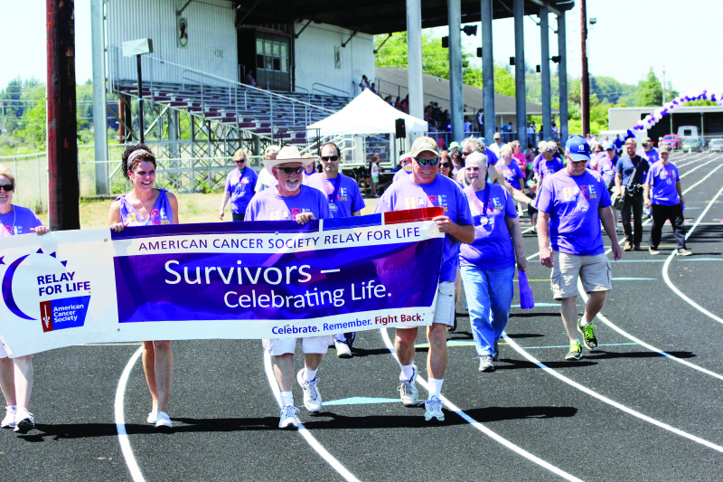 30 Years Strong: Relay for Life of Willapa Bay