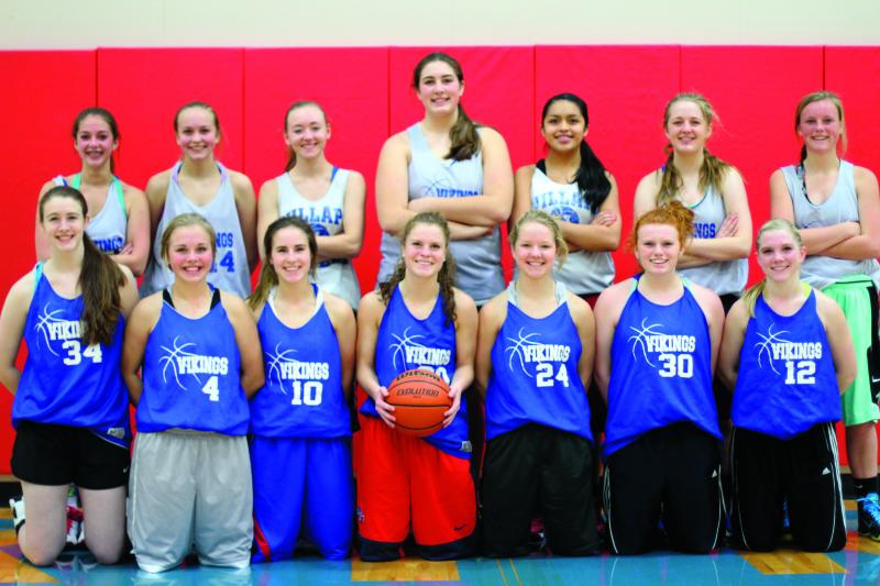 Good Sports-WVHS Girls Basketball 3-18-15