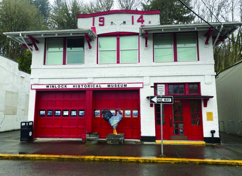 The Winlock Historical Museum needs our help