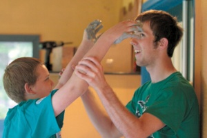 Morgan Arts Centre Gives the Arts to Big Brothers Big Sisters