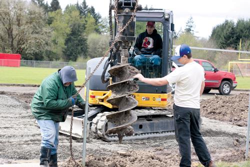 Organizers close to new batting cage for Toledo/Winlock baseball