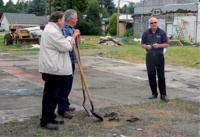 Officials break ground for new Toledo clinic