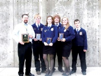 Toledo places first at state FFA convention