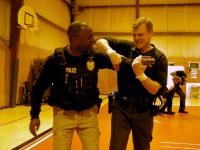Cadets get a grip on defensive tactics in Winlock