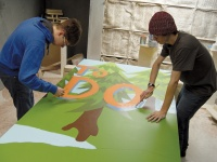 Local scouts create new signage for Toledo