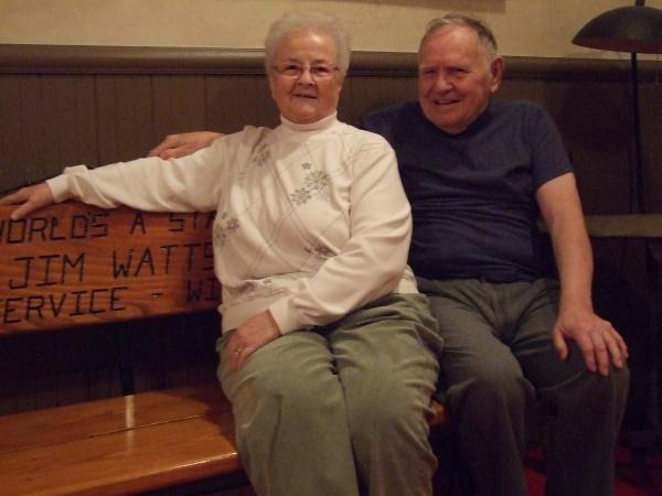 Jim and LaRayne Watts' love of theater remains strong at Hannan Playhouse