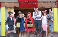 Children's theater draws record crowd