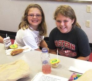 Summer lunch program helps feed community
