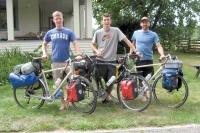 Biking for broken dreams: Three local young men plan to bike across America to raise awareness of human trafficking