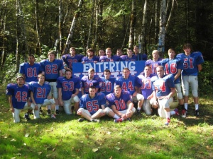 Willapa Valley Football