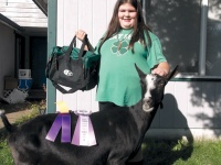 Winlock student wins big at State Fair