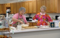A knead for seed: Vader residents attend class on making their own flour and bread