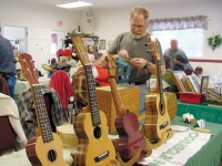 Ryderwood craft fair showcases local artisans