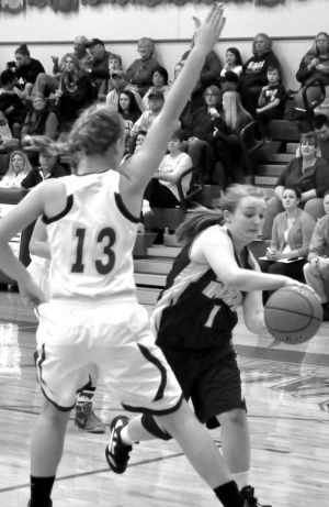 Pe Ell buries Lady Indians