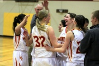 Winlock Girls Clinch District IV Playoff Spot