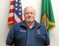 Lewis County Fire District 15 welcomes Kistler as new commissioner