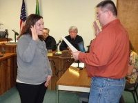 Winlock appoints newcomer Sarah Gifford to fill vacated council seat