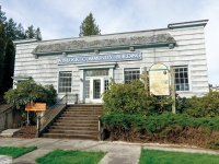 Winlock looking at sale or lease of Community Building