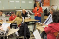 Toledo weighs costs of bond measure at Big Community Meeting