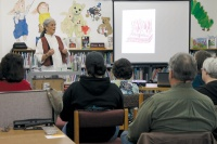 'Hungry for Change' well-attended at Library