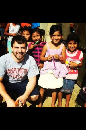 Geiger gains valuable experience in Guatemala