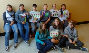 Math team wins at state