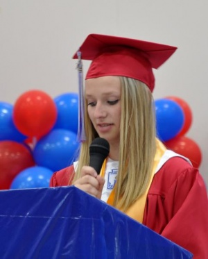 South Bend, Raymond, Valley celebrate graduation