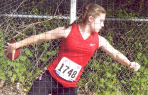 Freeman to compete in National Junior Olympics