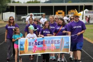 Eight teams participate at Willapa Bay Relay