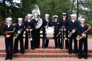 Navy Band Northwest's Deception Brass Band to perform at Fair