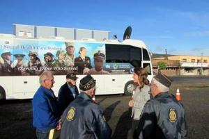 Herrera Beutler visits Raymond