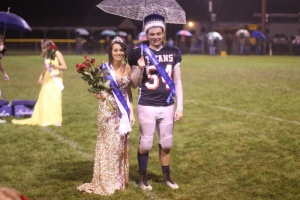 Queen Lacey & King Austin