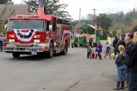 Photos from the 2014 Lewis County Veterans Day Parade
