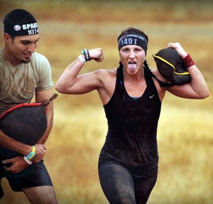 The Spartan test of strength is not for all