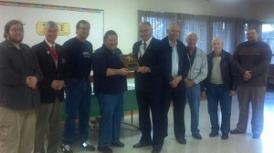 Knights of Columbus awarded