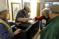 Volunteers continue into twelfth month of Clean Up the Coop