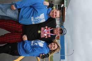 "Doyle attends 5K Run/Walk ""in good spirits"""