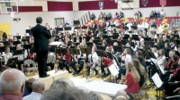 Winlock band festival draws students from all over region