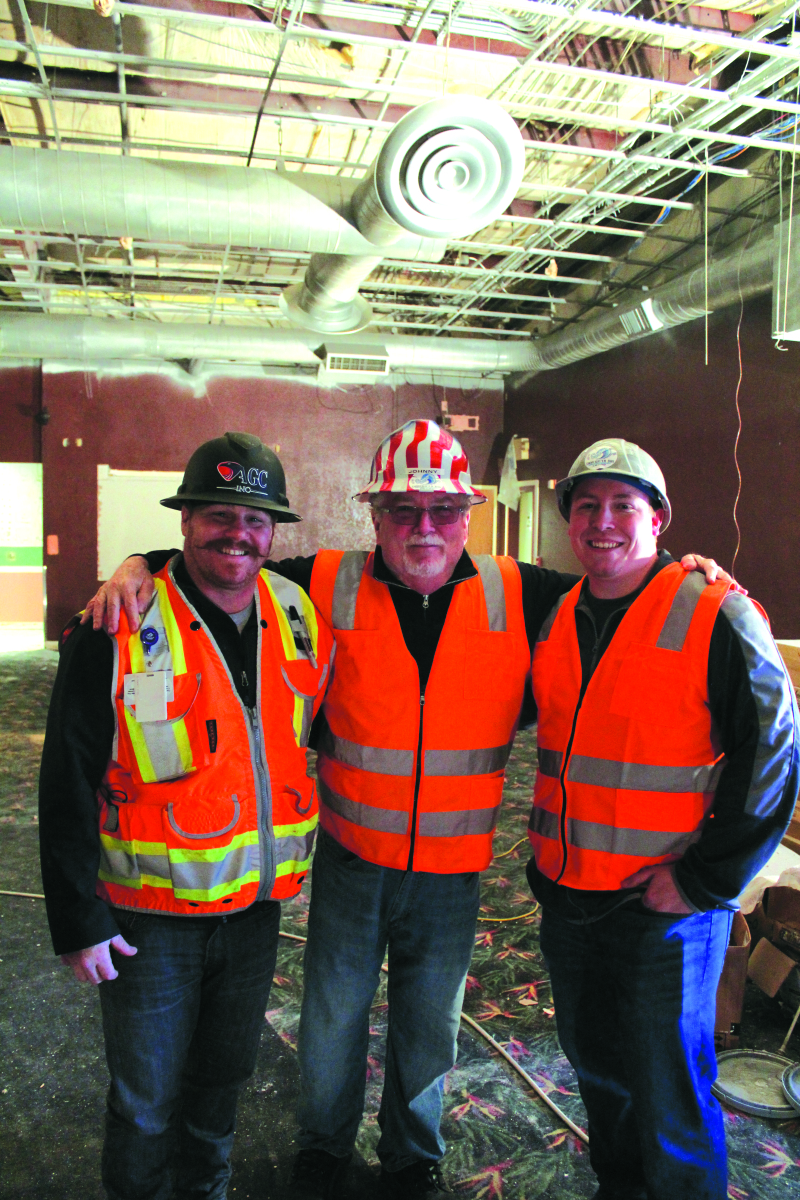 Shoalwater Bay Casino in the midst of comprehensive renovation