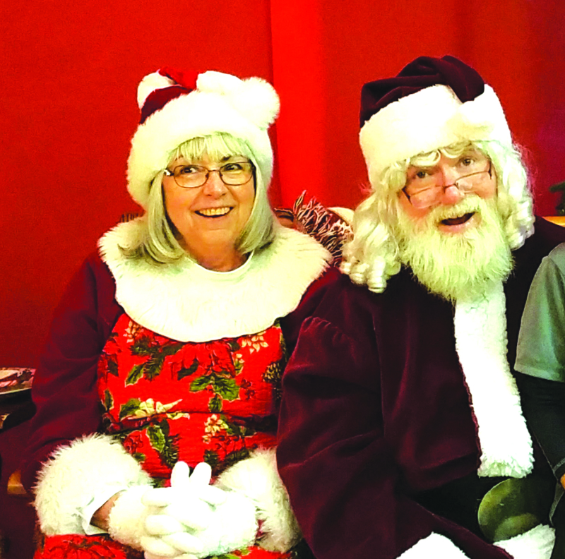 Herald Interviews Santa